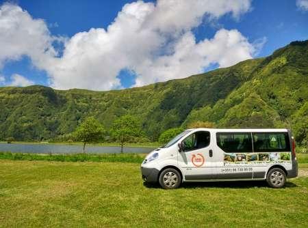 Ponta Delgada: Excursion D'Une Journée Dans La Lagune De Fogo Et Sete Cidades En Petit Groupe