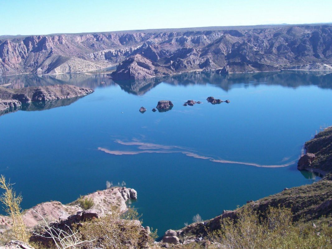 Atuel Canyon Sightseeing Tour From Mendoza