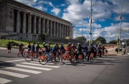 Guided Bike Tour In The Northern Neighborhoods Of Buenos Aires
