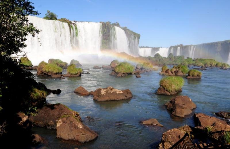 Puerto Iguazu: Small Group Excursion To Iguazu Falls In The Brazilian Side
