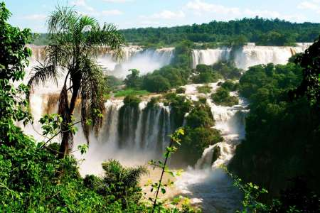 Puerto Iguazu: Small Group Excursion To Iguazu Falls In The Brazilian Side