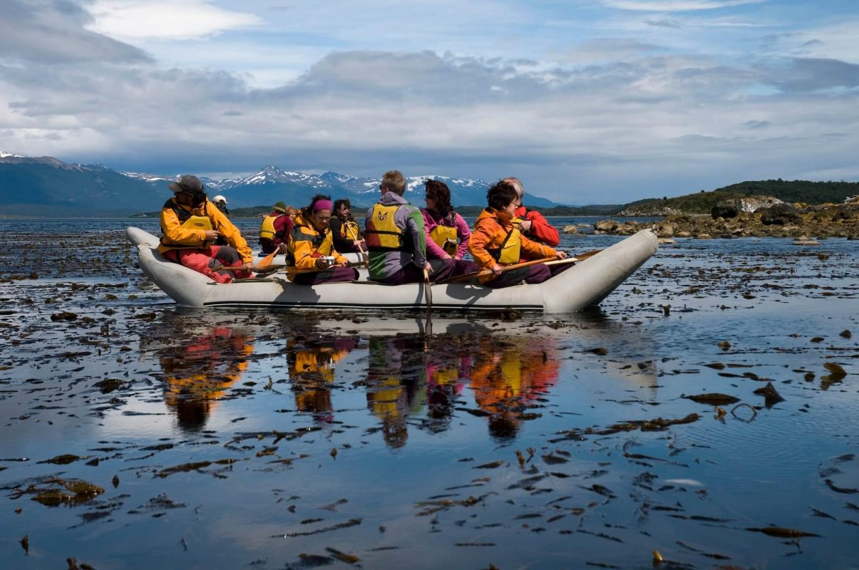 Small-Group Tour To The Ushuaia National Park With Trekking & Canoes Tour