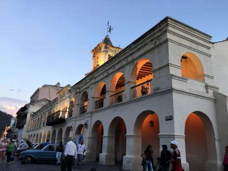 Half-Day Salta Guided City Tour