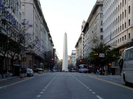 Half-Day Buenos Aires City Tour & Boat Ride