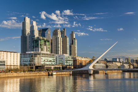 Buenos Aires City Tour By Bus