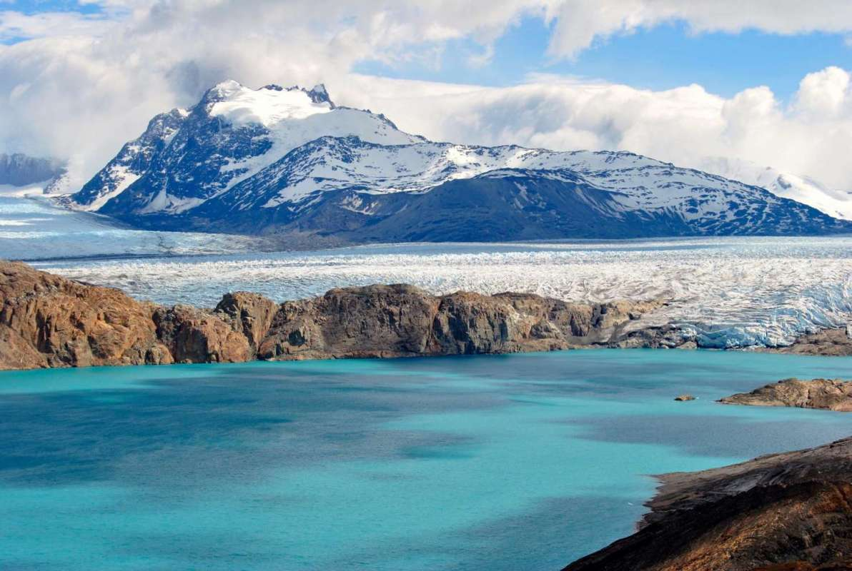 From El Calafate: Full-Day Excursion To Estancia Cristina With Boat Tour & Lunch