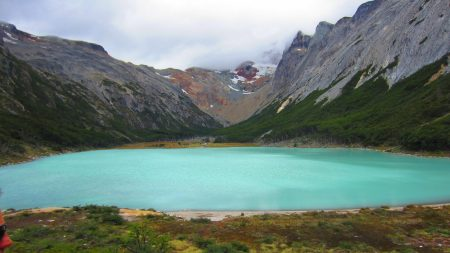 From Ushuaia: Half-Day Trekking Tour At Laguna Esmeralda