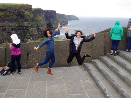 From Dublin: Full-Day Tour To Cliffs Of Moher And Galway In Spanish
