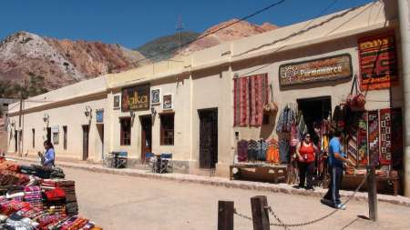 Full-Day Excursion To Quebrada De Humahuaca Departing From Salta