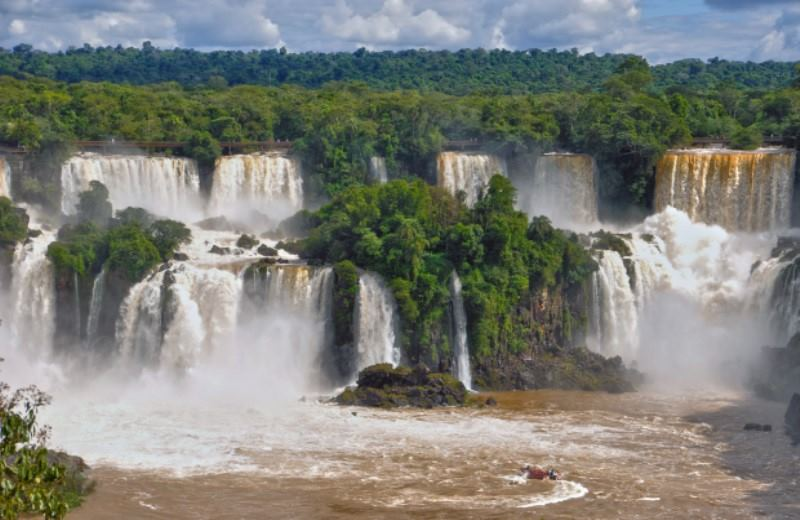 Small Group Excursion To Iguazu Falls In Argentina