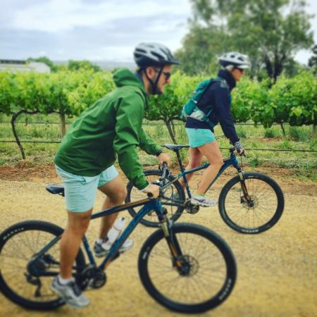 From Adelaide: Cycling Tour In Mclaren Vale With Visits To Vineyards & Lunch