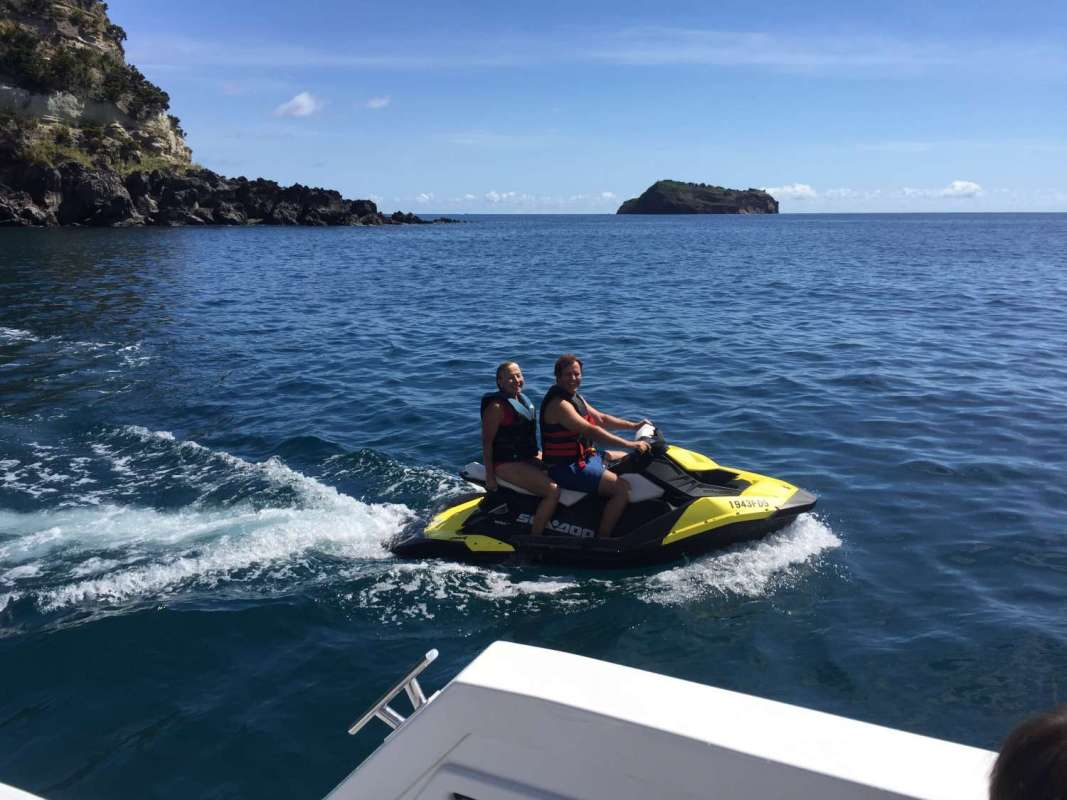 Full-Day Whale Watching Boat Tour In São Miguel Island, Azores