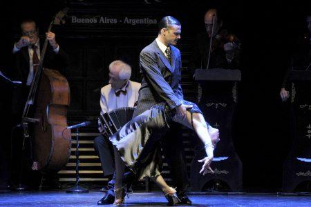 Buenos Aires: Dinner & Tango Show At Tangueria La Ventana