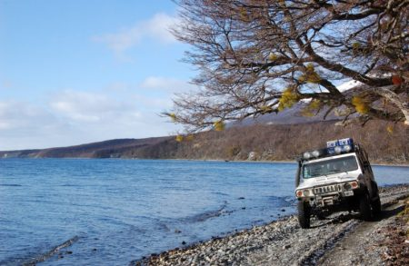 From Ushuaia: Tour By 4X4 To Escondido And Fagnano Lakes