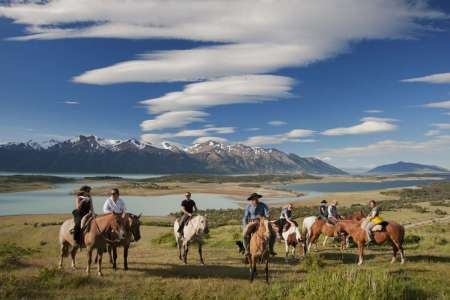 From El Calafate: Visit To Nibepo Aike Ranch With Horse Riding