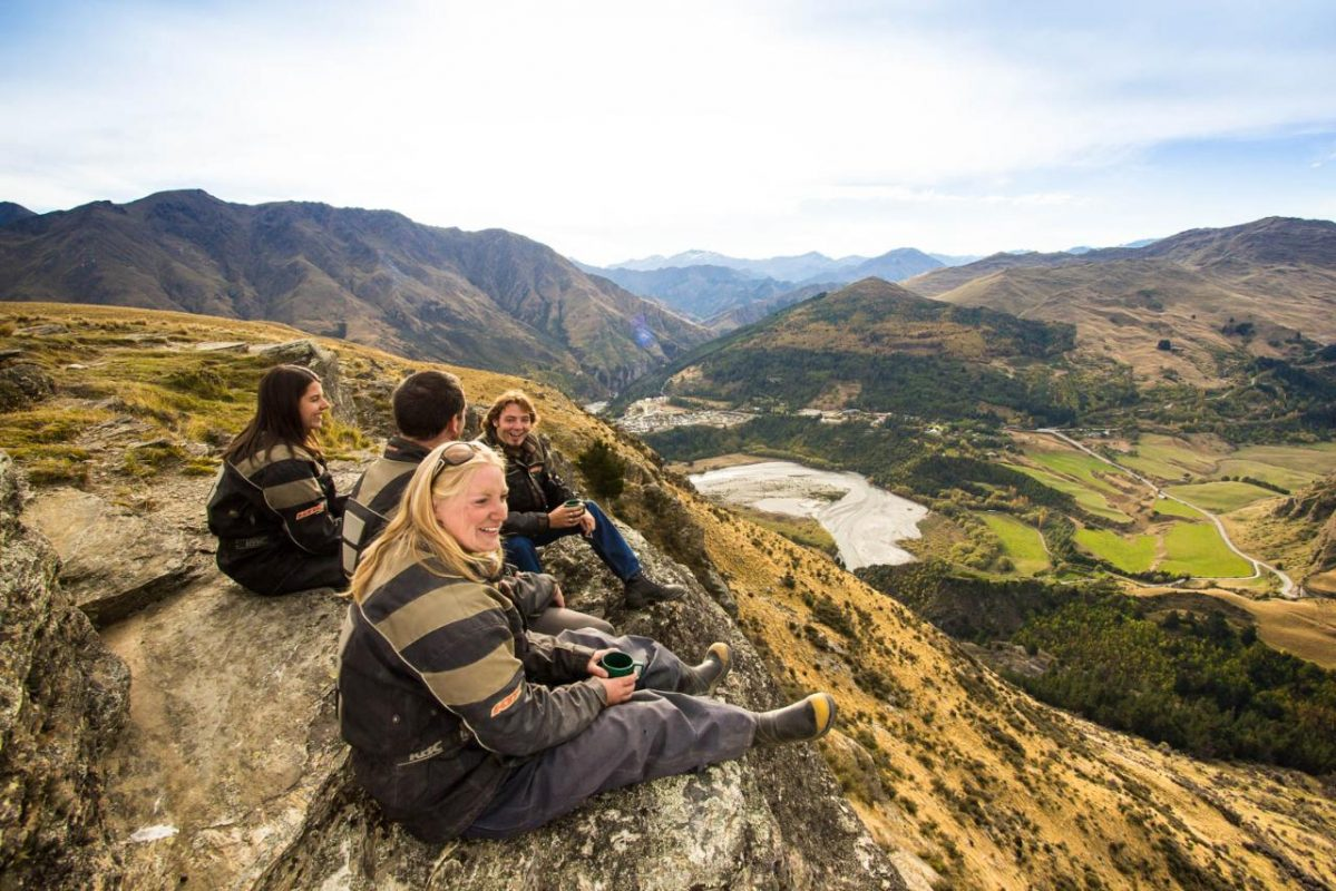 Guided Quad Bike Experience From Queenstown