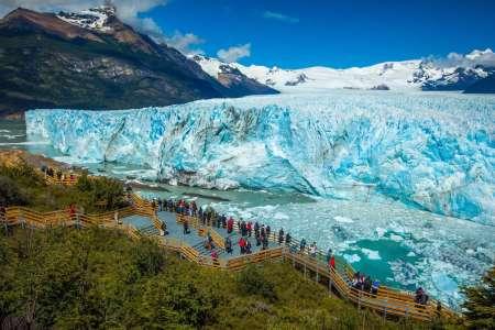 De El Calafate: Excursão Para A Geleira Perito Moreno Com Passeio De Barco