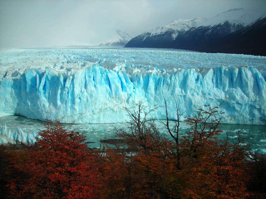 From El Calafate: Excursion To The Glacier Perito Moreno With Boat Ride