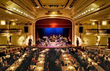 Buenos Aires: Piazzolla Dinner & Tango Show