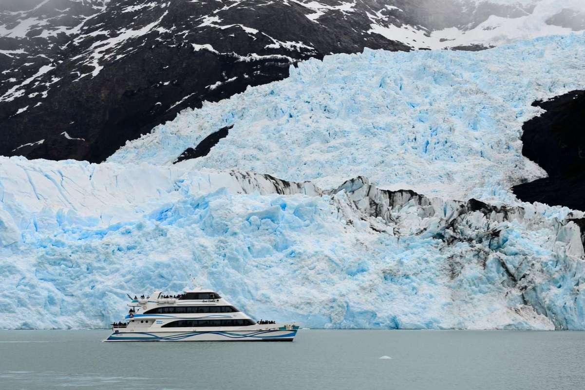 El Calafate: Boat Tour In The Rios De Hielo Of Patagonia
