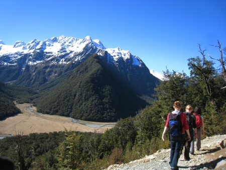 Full-Day Guided Walk In The Routeburn Track From Queenstown With Picnic Included