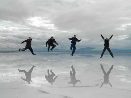 Full-Day Excursion To The Great Salt Flats Departing From Salta