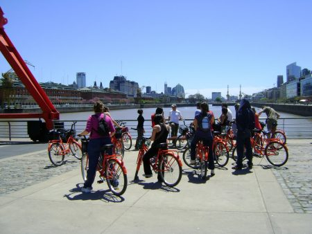 Buenos Aires: Guided Bike Tour To San Telmo & La Boca