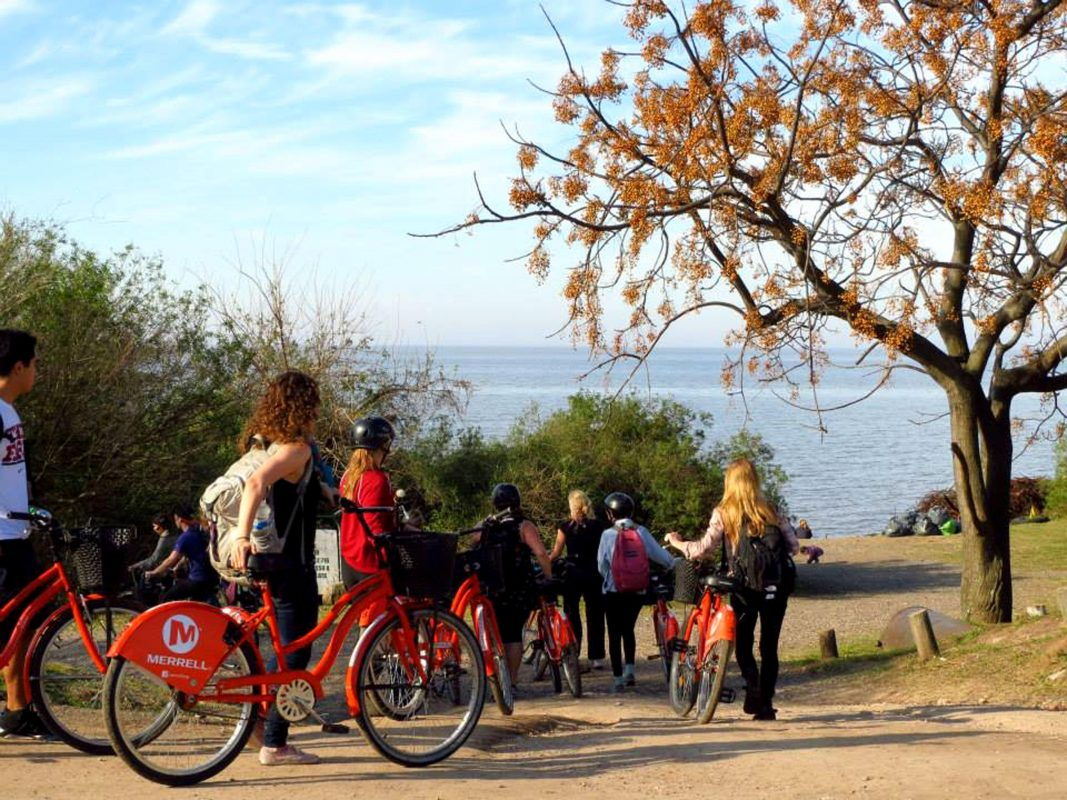 Guided Bike Tour In The Southern Neighborhoods Of Buenos Aires