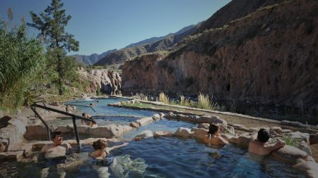 From Mendoza: Full-Day Tour To Termas De Cacheuta With Spa And Lunch