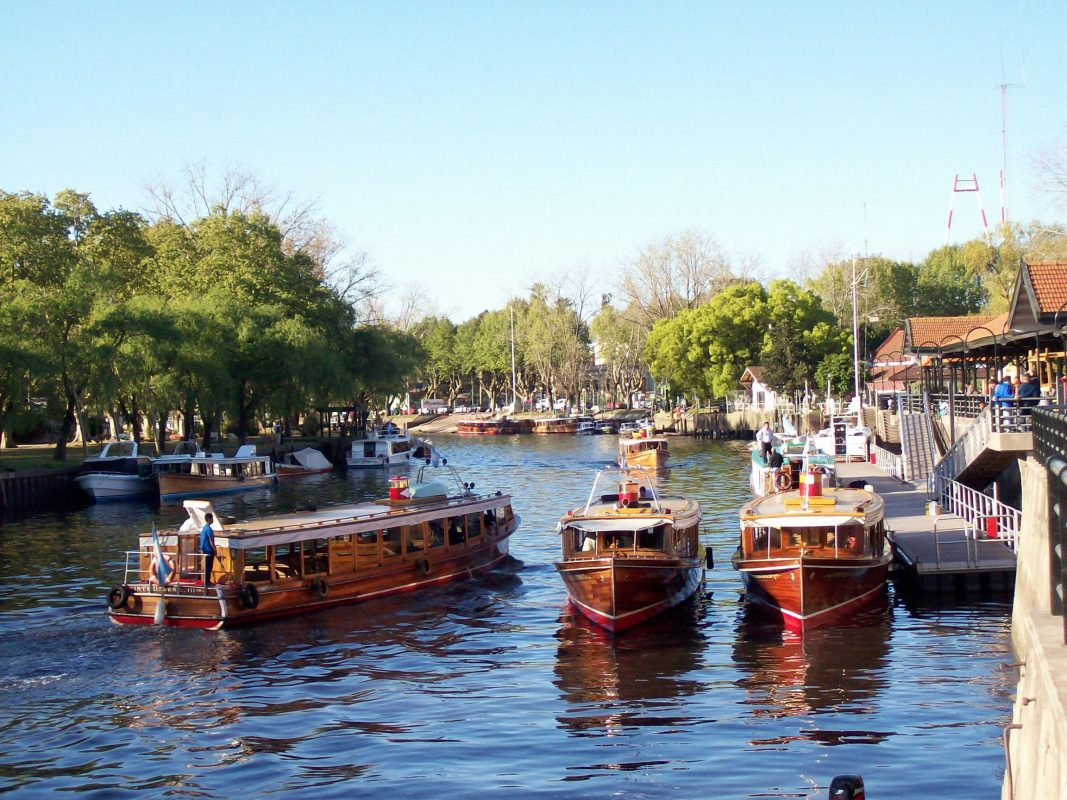 From Buenos Aires: Full-Day Excursion To Tigre Delta With Boat Tour