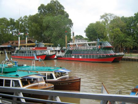 From Buenos Aires: Half-Day Excursion To Tigre Delta With Boat Ride