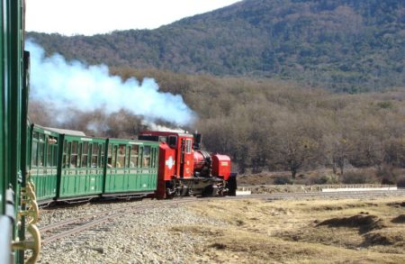 From Ushuaia: Excursion To Tierra Del Fuego National Park With Train Of The End Of The World