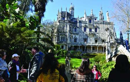 From Lisbon: Small-Group Tour To Sintra And Cascais With Visit To Regaleira Palace