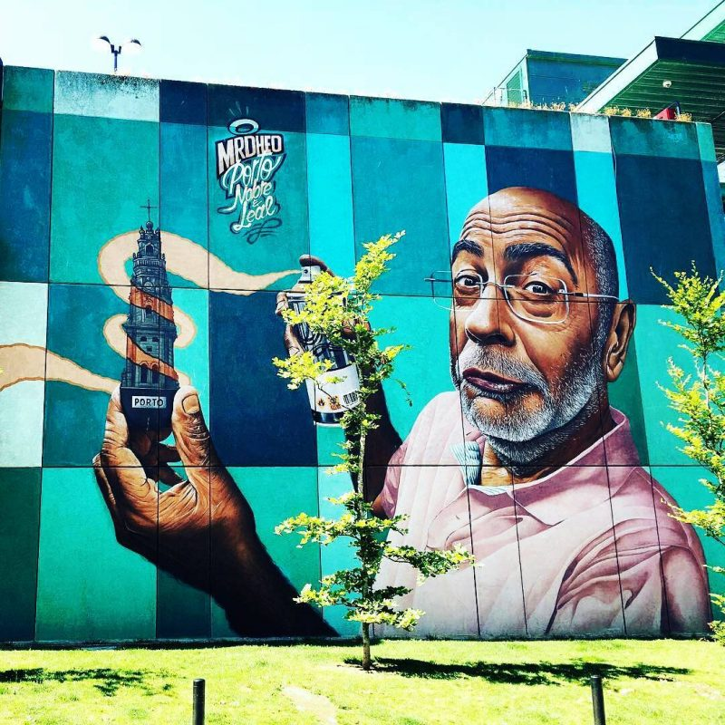 Guided Street Art Tour In Porto