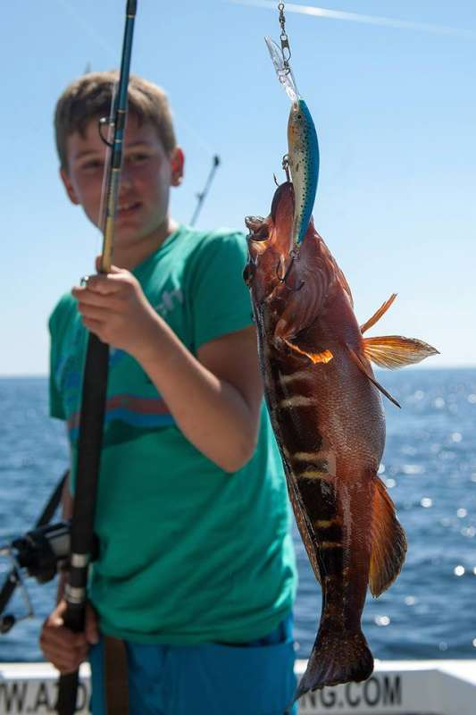 São Miguel Island: Bottom Fishing Day Trip In The Azores