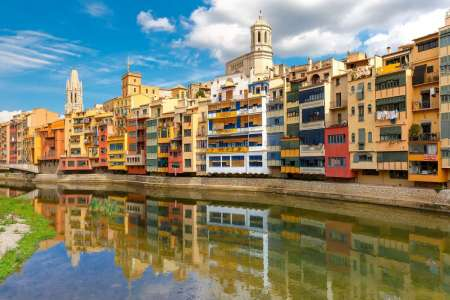 Full Day Tour To Girona And Dalí's Figueres Starting From Barcelona