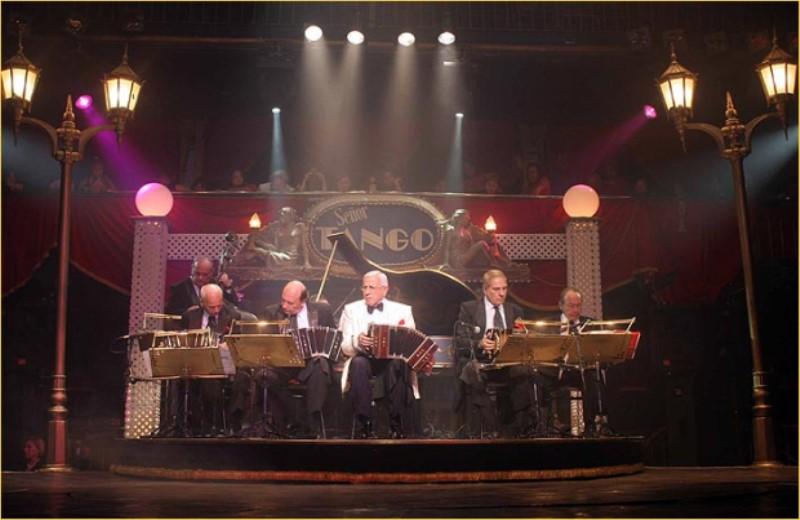 Buenos Aires: Señor Tango Vip Dinner & Tango Show