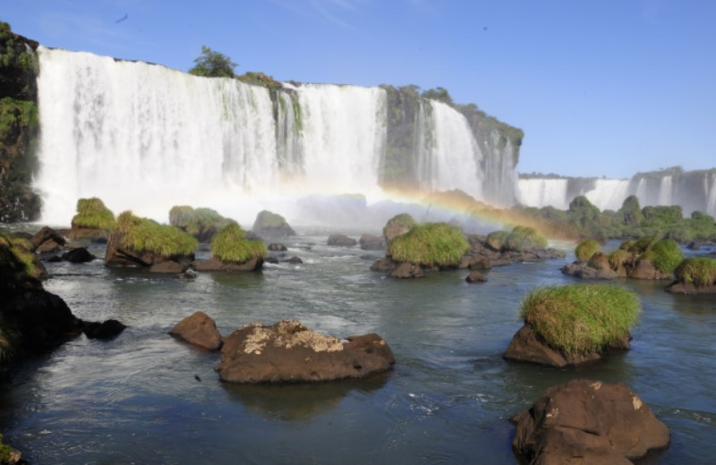 Small-Group Excursion To Iguazu Falls And Itaipu Dam In Brazil
