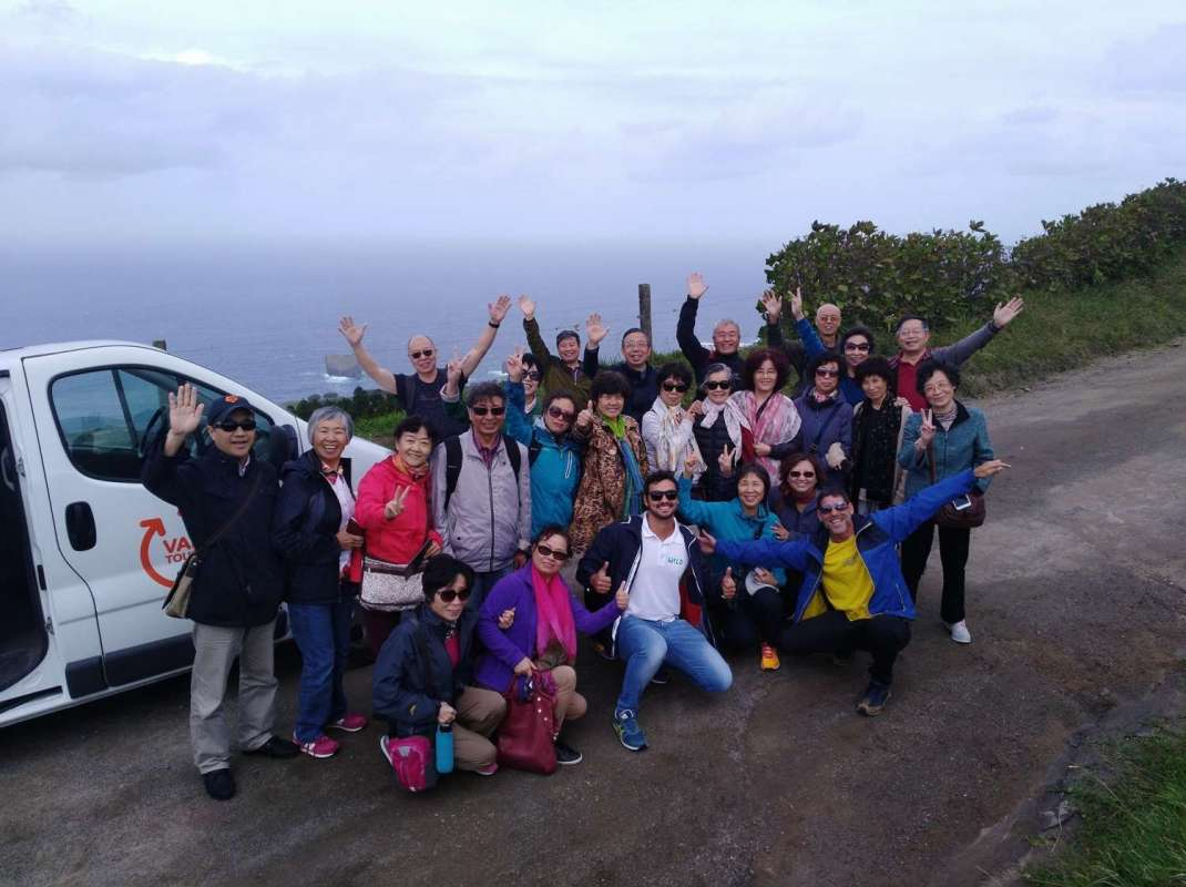 São Miguel Island: Half Day Tour To Lagoa Das Sete Cidades Starting From Ponta Delgada