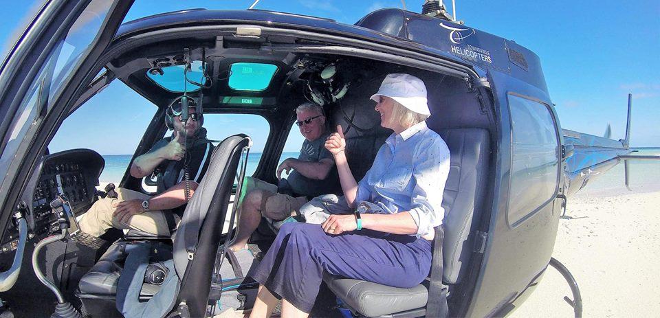 Townsville City Scenic Flight