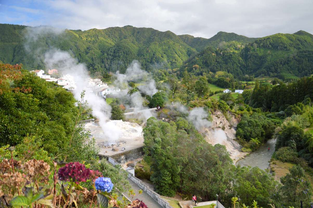 Private Full Day Tour To Furnas Village With Lunch Starting From Ponta Delgada