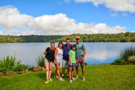 Desde Cairns: Tour Guiado De Un Día Completo A Tablelands & Crater Lakes