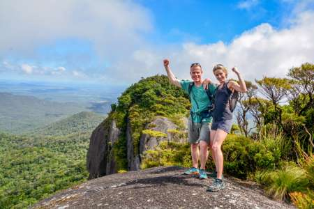 Full-Day Guided Hiking Experience In Cairns