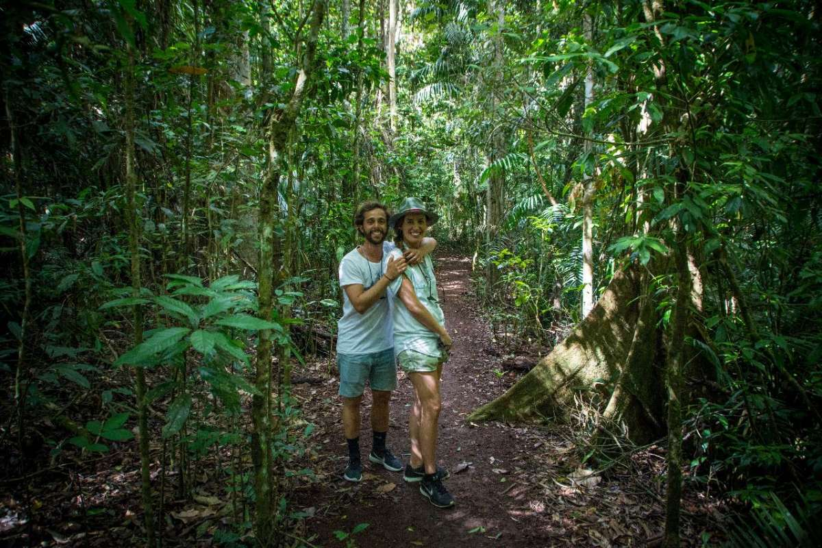 From Cairns: Full-Day Guided Tour To Tablelands & Crater Lakes