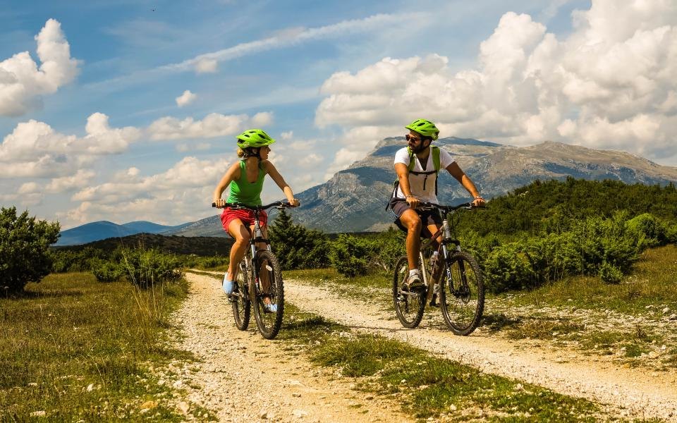Cetina River Spring Bike Tour