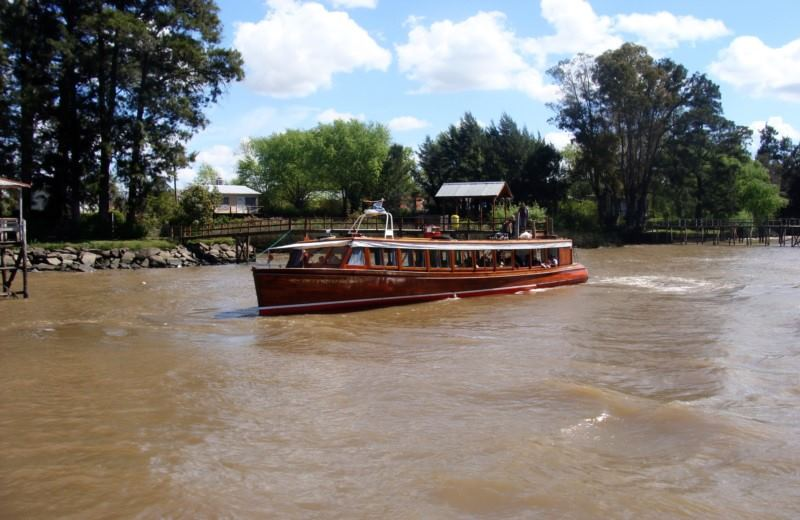 Buenos Aires: Half-Day Excursion To Tigre Delta With Boat Ride