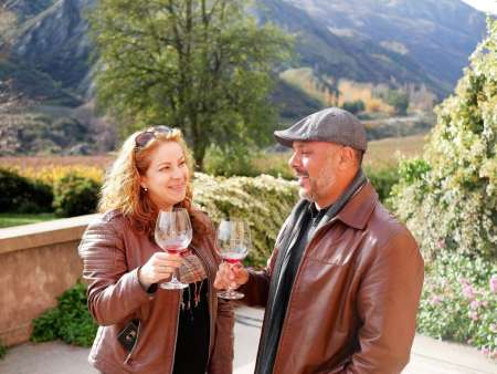 From Queenstown: Small-Group Guided Tour In The Otago Wine Trail