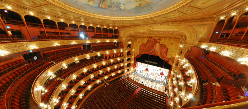 Buenos Aires: Visit To Colon Theater & MALBA Museum Walking Tour