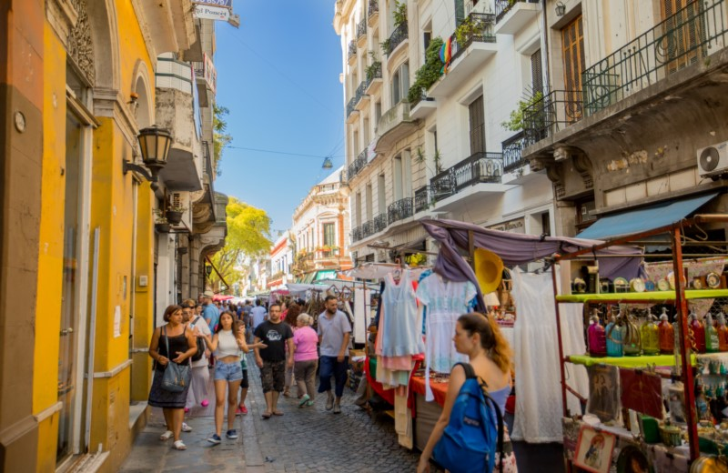 5-Hour Guided Walking Tour Of The City Of Buenos Aires