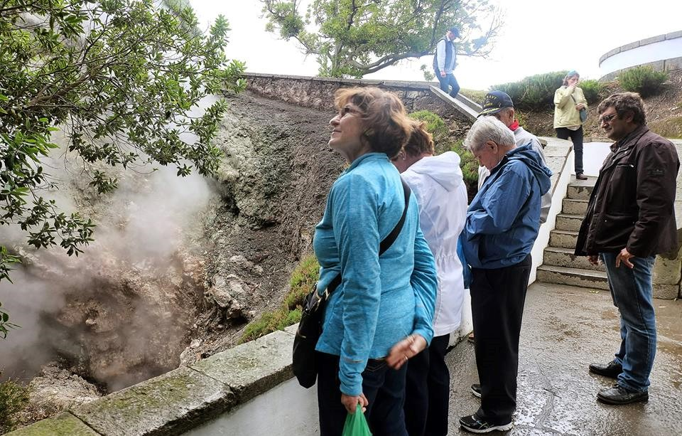 São Miguel Island: Guided Tour To Furnas Village With Lunch